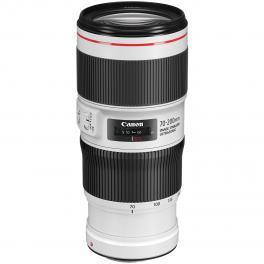 Objetivo Canon EF 70-200mm f/4L IS II USM