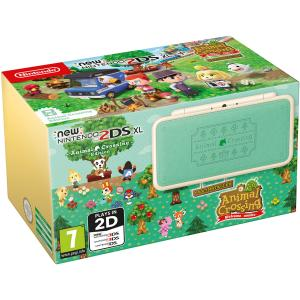 Consola Nintendo New 2DS XL Animal Crossing Welcome amiibo (preinstalado)