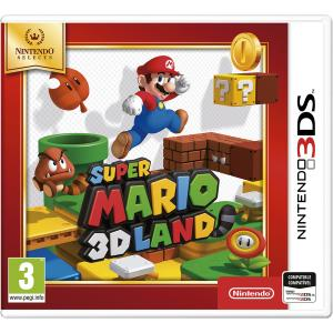 Juego Nintendo Selects Super Mario 3D Land 3DS