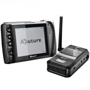 Monitor controlador Aputure Gigtube Wireless II para Canon