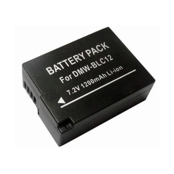 Batería Ultrapix DMW-BLC12 para Panasonic