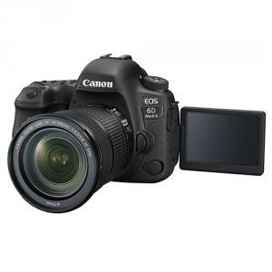 Cámaras réflex Canon EOS 6D Mark II + 24-105mm F3.5-5.6 IS STM