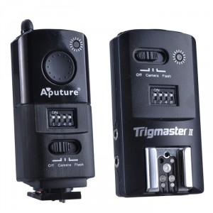 Disparador de flash Aputure Trigmaster 2.4G MX3C para Sony