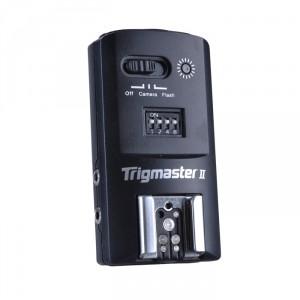 Receptor de flash Aputure Trigmaster II 2.4G MXIIRCR-C para Canon