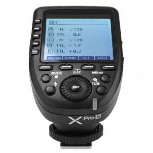 Disparador remoto avanzado Godox XPro para Canon