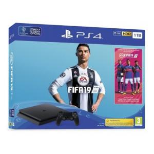Consola PlayStation 4 1TB + Fifa 2019