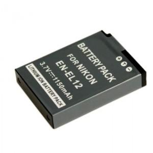 Batería Ultrapix ENEL12 para Nikon