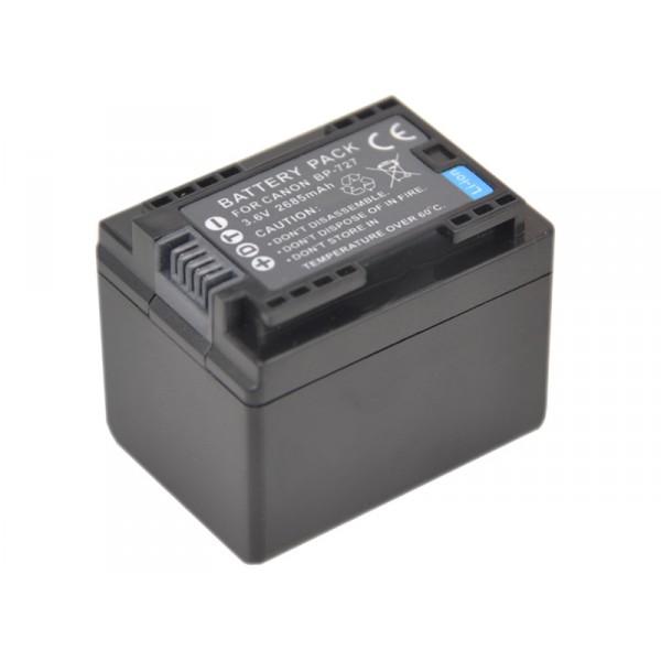 Batería Ultrapix BP-727 para Canon