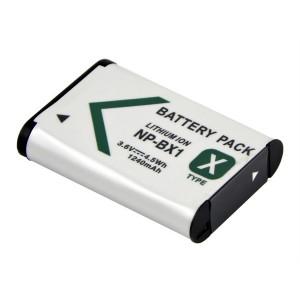 Batería Ultrapix NP-BX1 para Sony