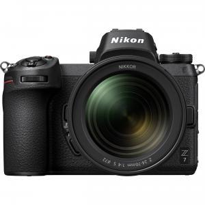 Cámara Nikon Z7 + 24-70mm + adaptador FTZ