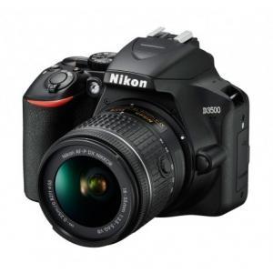 Cámara Réflex Nikon D3500 + AF-P 18-55mm VR