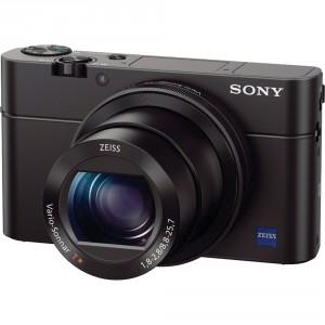 Cámara Sony Cybershot DSC-RX100 M3 + Grip para video