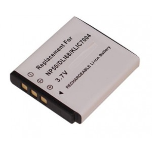 Batería Ultrapix D-LI68 para Pentax/ Fujifilm