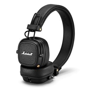 Auriculares Marshall Major III Bluetooth Negro