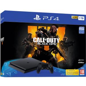 Consola PlayStation 4 1TB + Call of Duty Black Ops 4