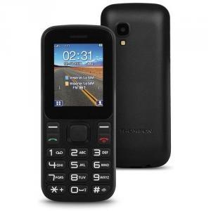 Teléfono móvil Thomson T-Link 12 Negro