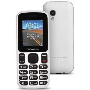 Teléfono móvil Thomson T-Link 12 Blanco