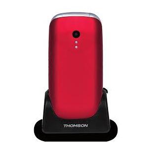 Teléfono móvil Thomson Serea 63 Rojo