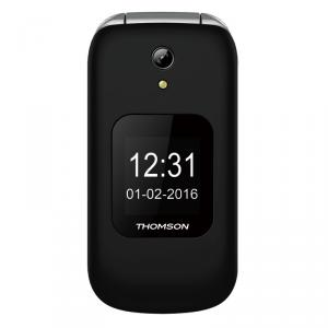 Teléfono móvil Thomson Serea 66 Negro