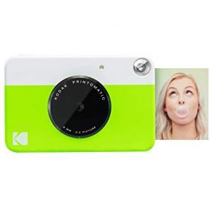 Cámara instantánea Kodak Printomatic Verde