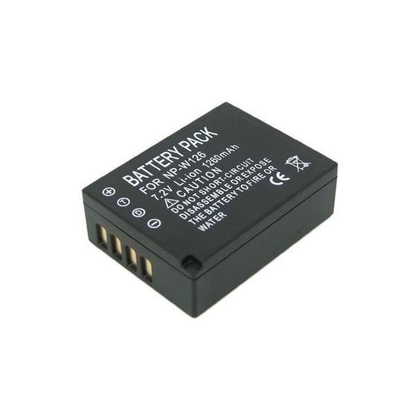 Batería Ultrapix NP-W126 para Fujifilm