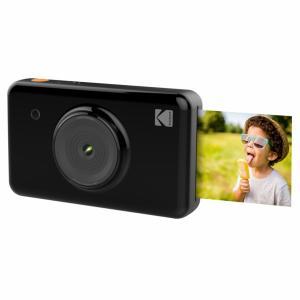 Cámara instantánea Kodak Mini Shot Negra