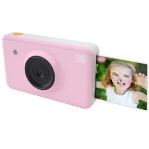 Cámara instantánea Kodak Mini Shot Rosa