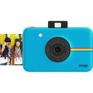 Cámara instantánea Polaroid Snap Azul
