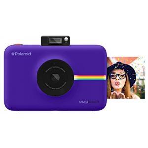 Cámara instantánea Polaroid Snap Touch Violeta