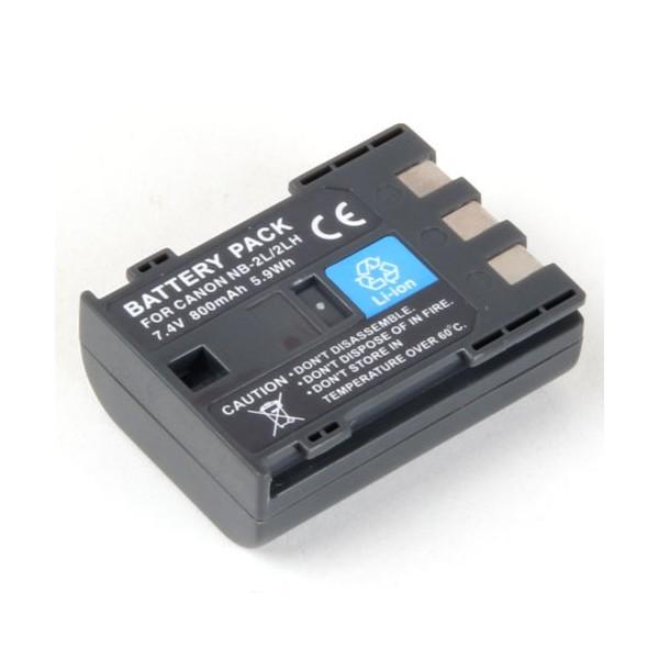 Batería Ultrapix NB-2L para Canon