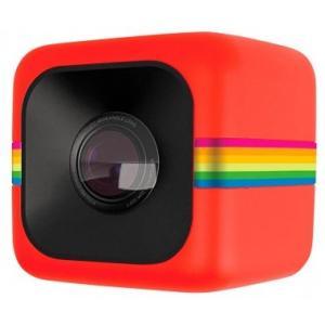 Cámara de acción Polaroid Cube+ Roja