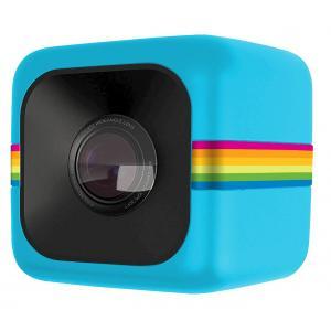 Cámara de acción Polaroid Cube+ Azul