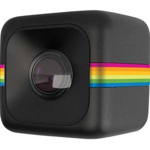 Cámara de acción Polaroid Cube+ Negra