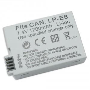 Batería Ultrapix LP-E8 para Canon