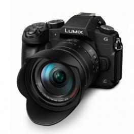 Panasonic Lumix DMC-G80H con objetivo 14-140mm
