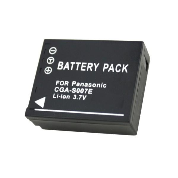 Batería Ultrapix CGA-S007 para Panasonic