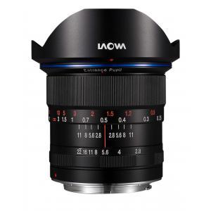 Objetivo LAOWA 12mm f/2.8 Zero-D para Canon