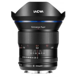 Objetivo LAOWA 15mm f/2 FE Zero-D para Sony E