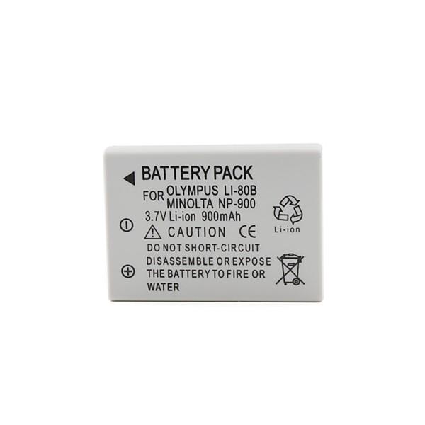 Batería Ultrapix LI-80B para Olympus