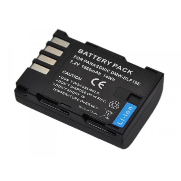 Batería Ultrapix DMW-BLF19E para Panasonic