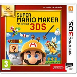 Juego Nintendo 3DS Super Mario Maker Nintendo Selects