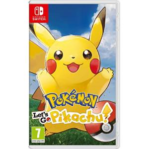 Juego para Nintendo Switch Pokémon: Let's Go, Pikachu!