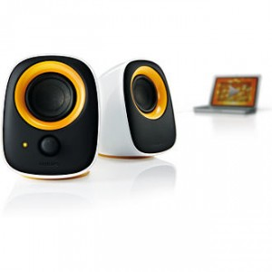 Mini altavoces philips multimedia SPA2210