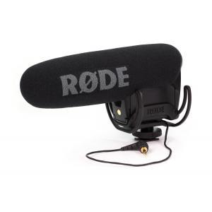 Micrófono compacto direccional tipo escopeta Rode VideoMic Pro