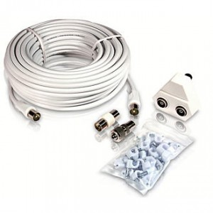 Cable de antena Philips 15m SWV2209W/10