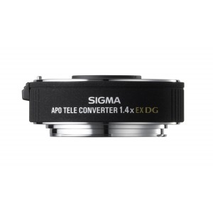 Sigma teleconvertidor 1.4x APO DG para Nikon