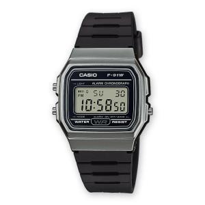 Reloj digital Casio F-91WM-1BEF