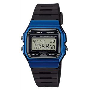 Reloj digital Casio F-91WM-2AEF
