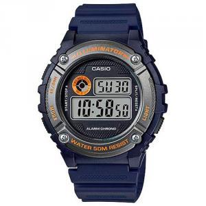 Reloj digital Casio W-216H-2B