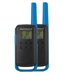 Walkie talkie Motorola TLKR T62 Azul